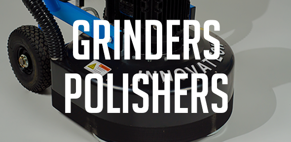 Floor Grinders and Polishers