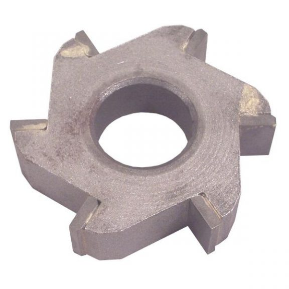 80600N Tungsten Carbide Tipped Milling Cutter