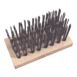 6421 Spring Steel Wire Scarifying Brush Block