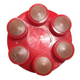 6463 Resin Tool 400 grit Red