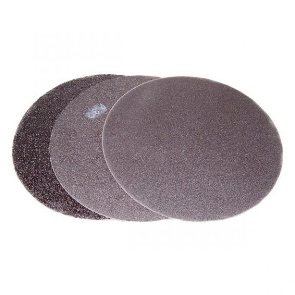 S5215A Double Sided Silicon Carbide Sanding Disc - Fine