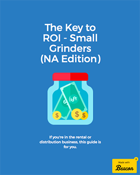 Key to ROI Ebook Cover