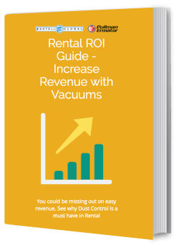 Vacuum Rental Ebook Cover